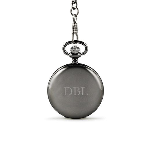 Engraved Pocket Watch