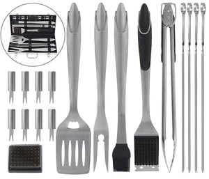 Grilling Set- Grill Tools For Him