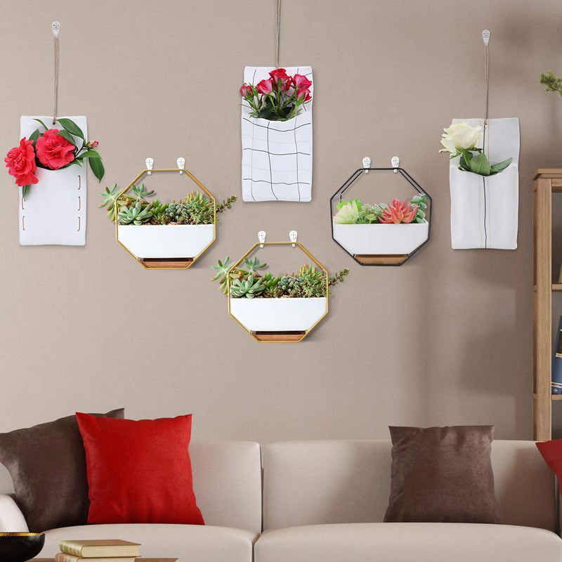 Hanging Indoor Wall Planter