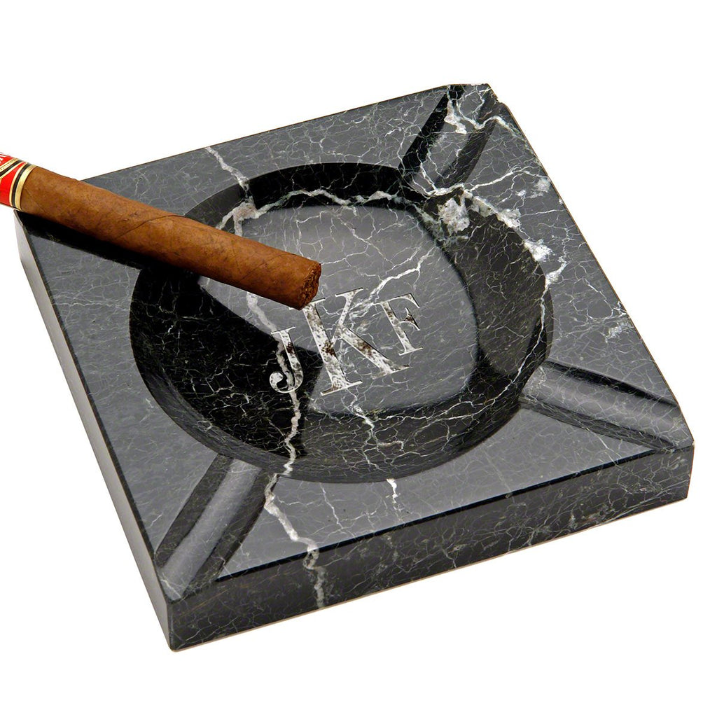 Marble Cigar Ashtray- Personalized