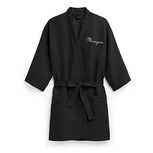 Personalized Cotton Robe For Women
