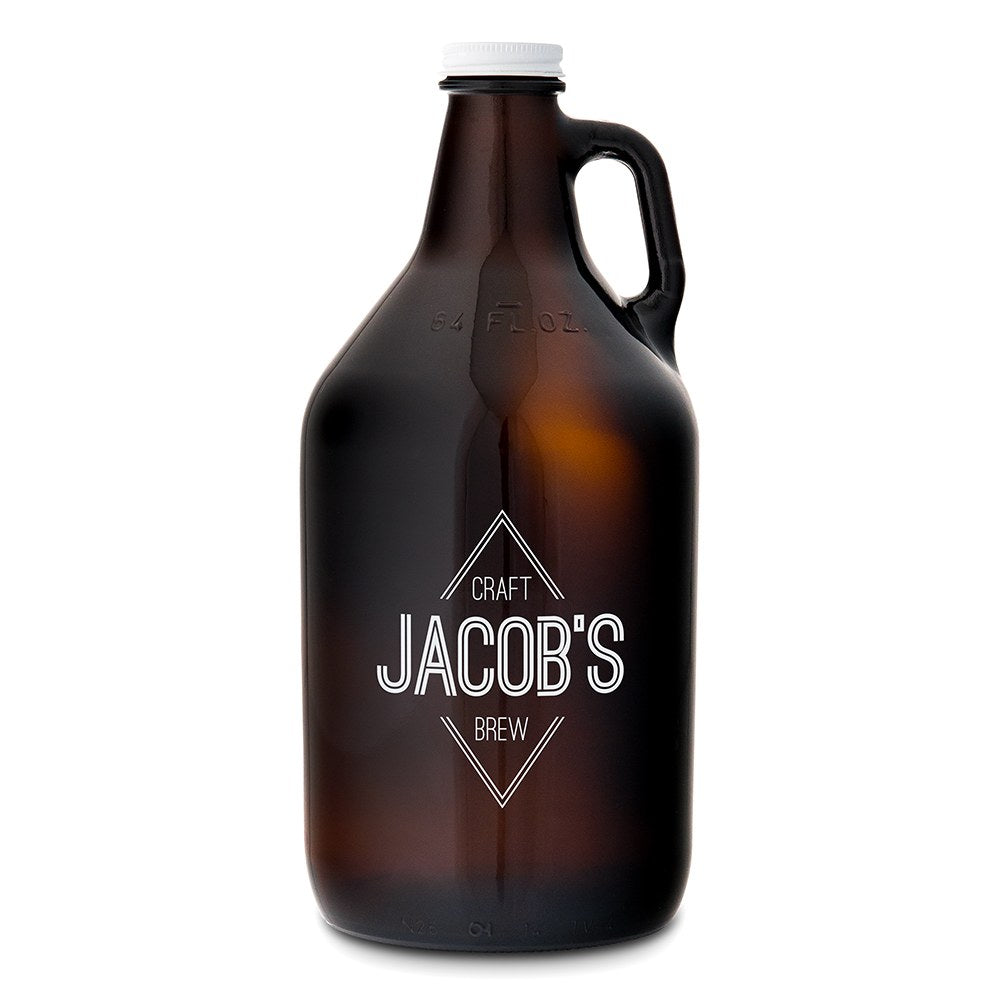 Personalized Growler- Beer Growler