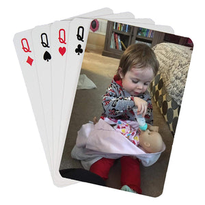 Personalized Playing Card Deck