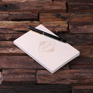 Note Pad - Personalized