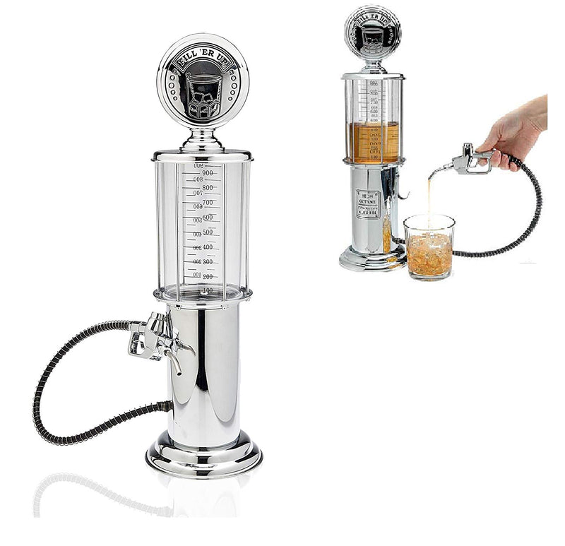 Retro Liquor Dispenser- Gas Pump Liquor Dispenser