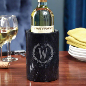 Single Bottle Wine Chiller- Personalized
