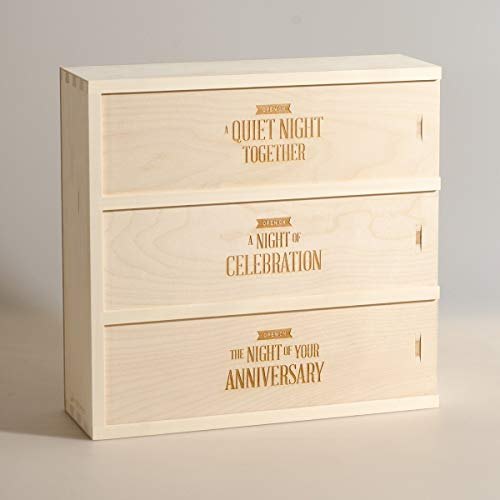 Three Nights Wine Box- Special Occasion Wine Box