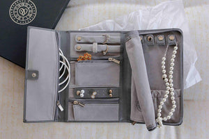 Travel Jewelry Case- Personalized