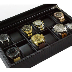 Watch Case- Leather Watch Holder