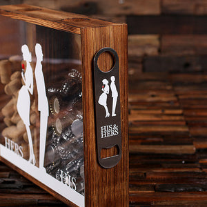 Beer And Wine Cap Holder