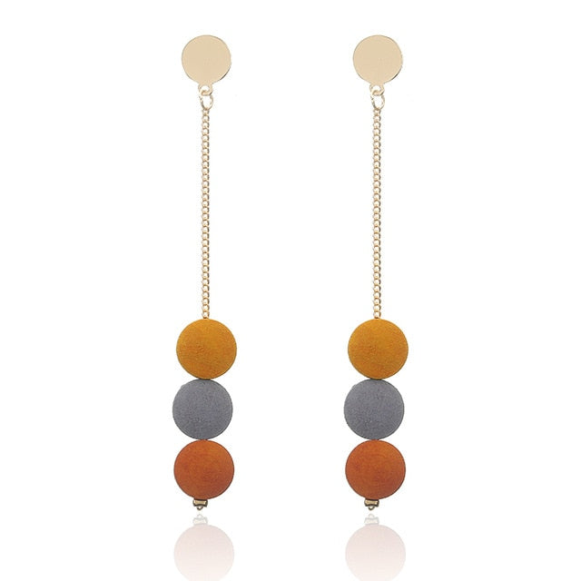 Women's Wooden Earrings