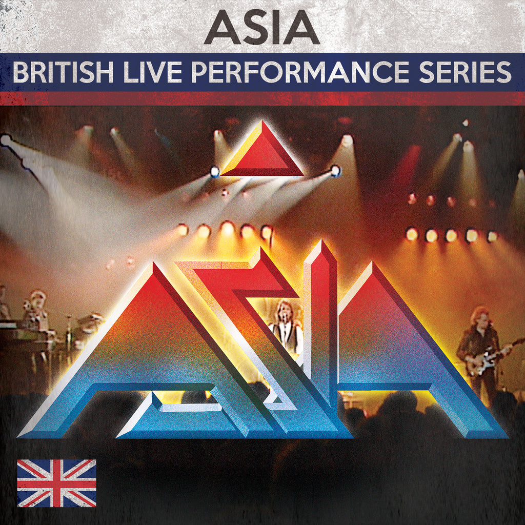 ASIA (British Live Performance Series)