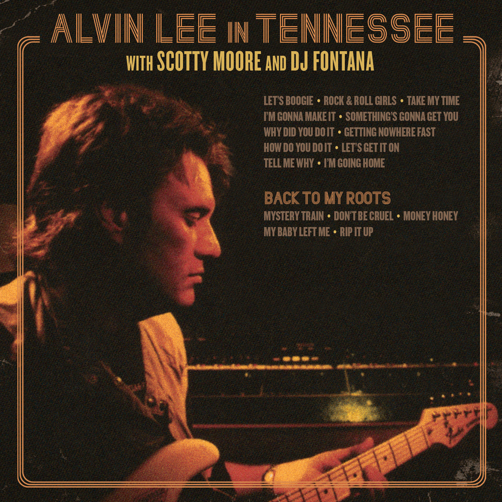 Alvin Lee In Tennessee - Back To My Roots