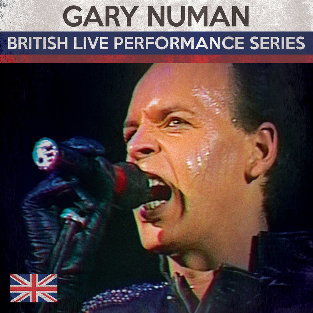 Gary Numan (British Live Performance Series)