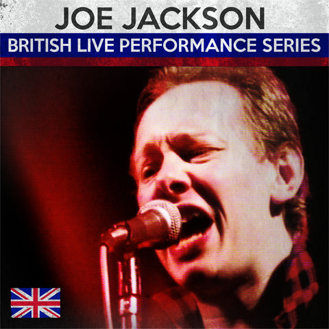 Joe Jackson (British Live Performance Series)