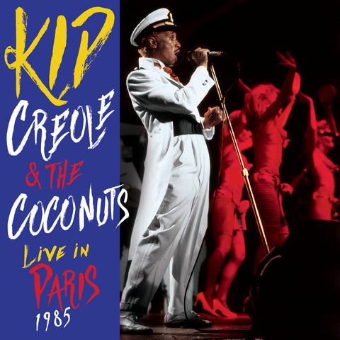 Kid Creole & The Coconuts - Live in Paris 1985 CD