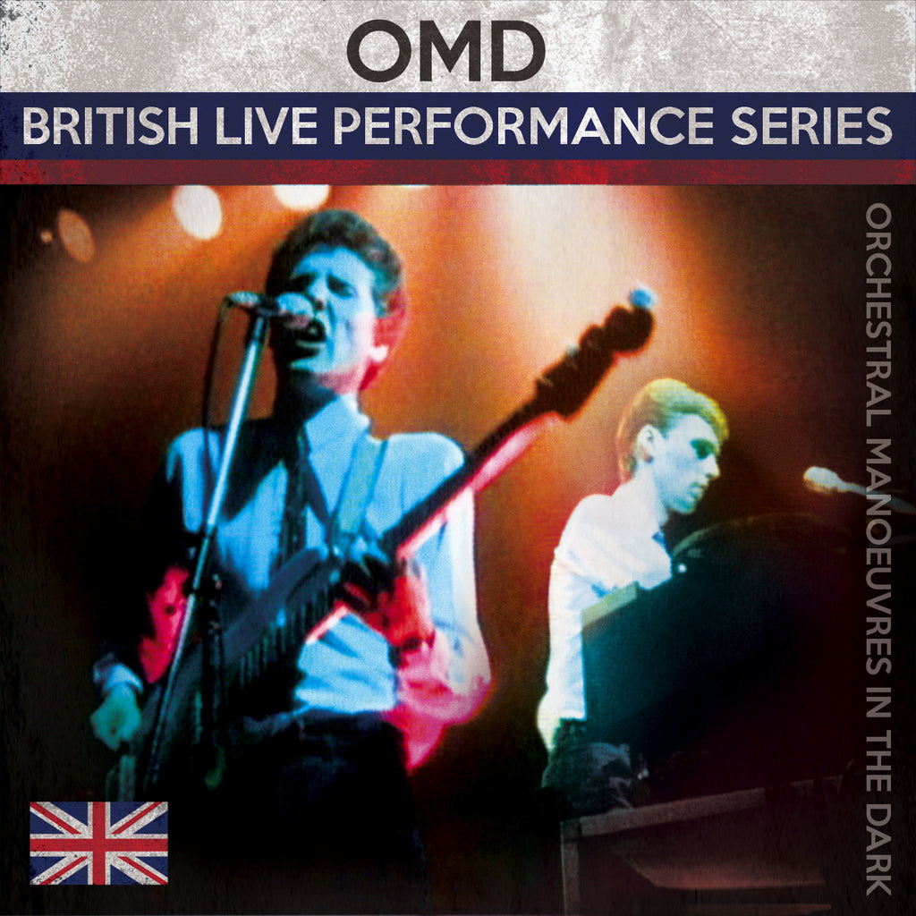 OMD (British Live Performance Series)