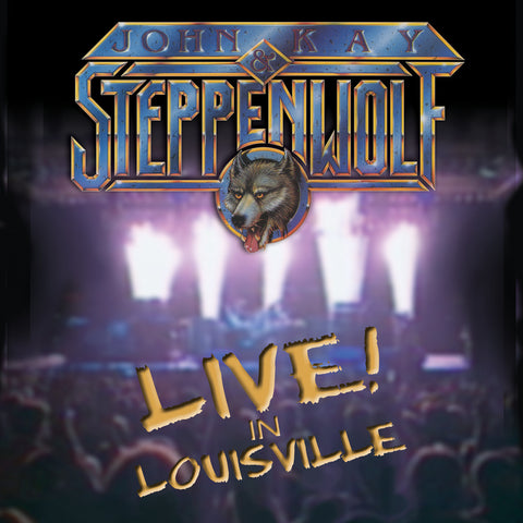 LIVE in Louisville (CD)