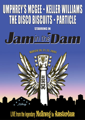 Jam In The Dam (PAL VERSION)