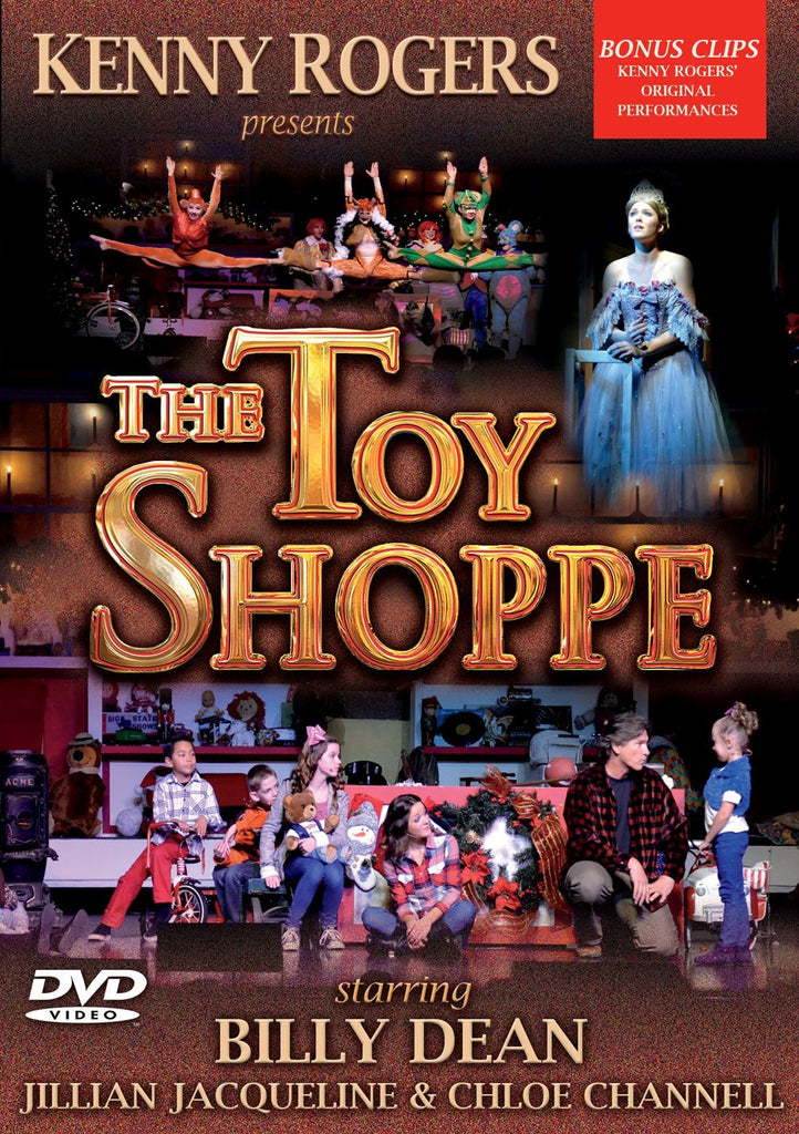 Kenny Rogers Presents The Toy Shoppe Starring Billy Dean