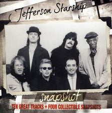 "Jefferson Starship ""Snapshots"" CD"