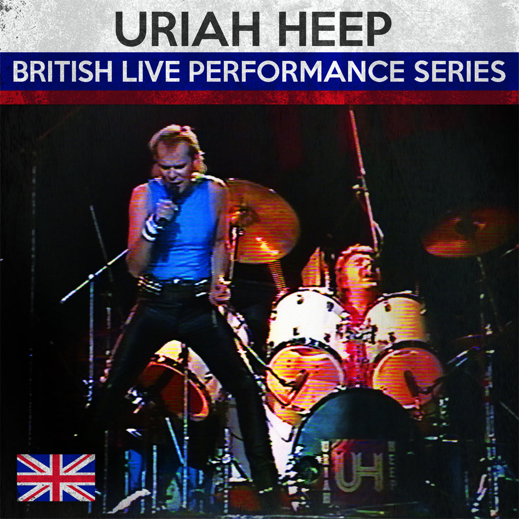 Uriah Heep (British Live Performance Series)