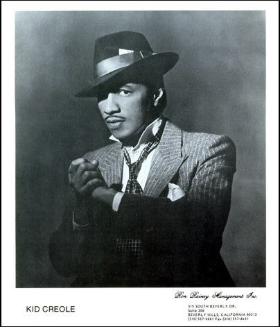 Kid Creole Publicity Photo