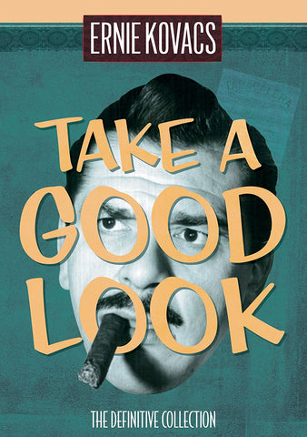 PREORDER! Ernie Kovacs: Take A Good Look: The Definitive Collection