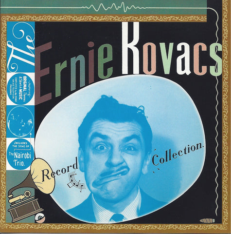 The Ernie Kovacs Record Collection (Out of Print)