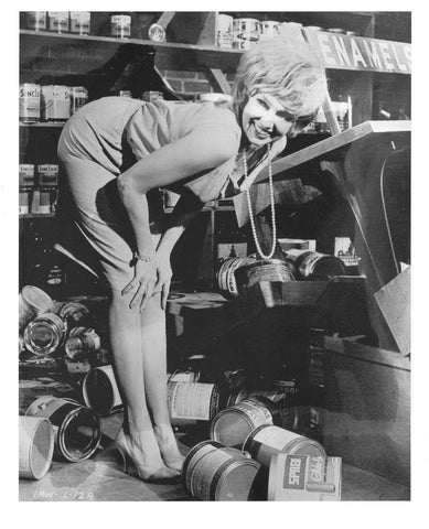 Edie Adams 'Mad World' 8x10 Photo