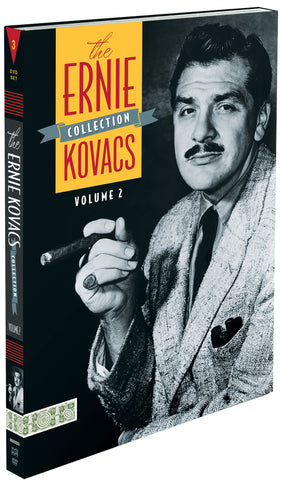 The Ernie Kovacs Collection Volume 2