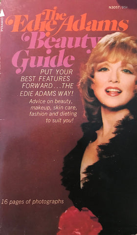 The Edie Adams Beauty Guide (1973) - Out of Print