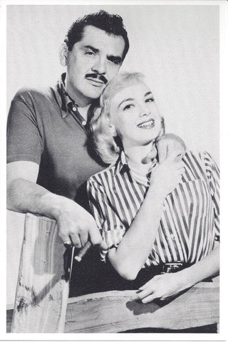 Ernie and Edie 4x6 Publicity Photo