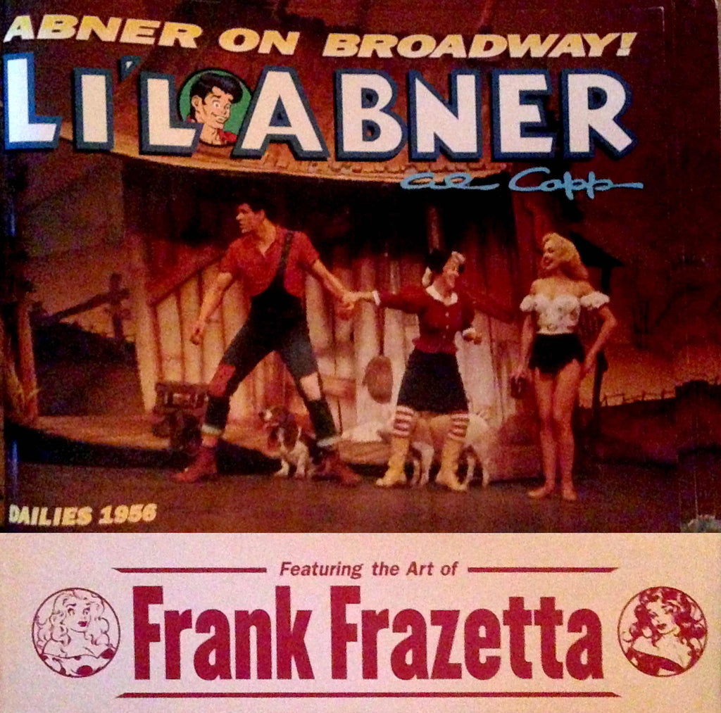 Abner on Broadway (Out of Print, Autographed)