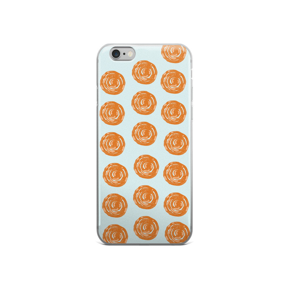 Jalebi iPhone 5/5s/Se, 6/6s, 6/6s Plus Case