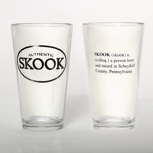 Authentic SKOOK Glass