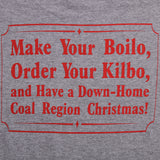 There's Nothing Like A Coal Region Christmas Long Sleeve T-Shirt