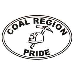 Coal Region Pride Sticker