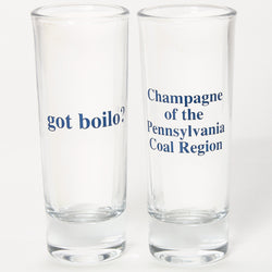 Got Boilo Shooter Glass