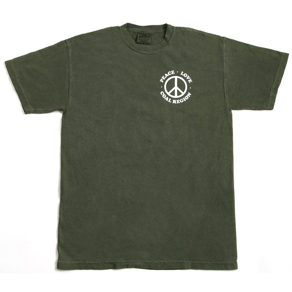 Peace, Love, Coal Region T-Shirt