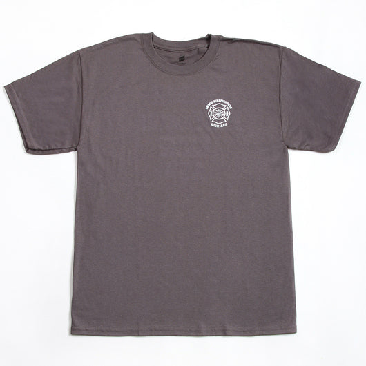 Skook Firefighters Kick Ash T-Shirt
