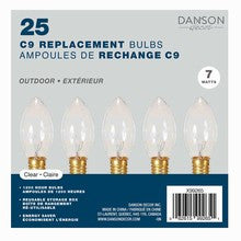 C-9 Replacement Bulbs