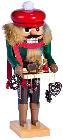 Gingerbread Seller Nutcracker