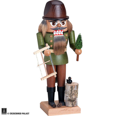 Woodsman Nutcracker