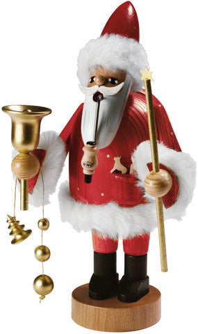 Christmas Smoker - Santa Claus