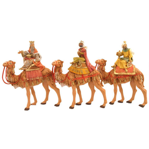 3 pc Kings on Camels