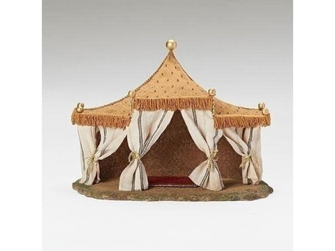 2 pc. King's Tent w/carpet