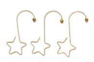 S-shaped Hanger w/star