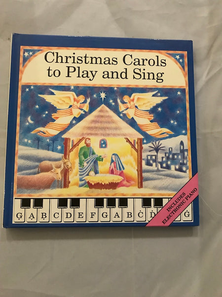 Christmas Carols to Play & Sing