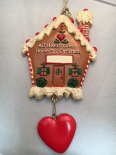 All Hearts Ornament